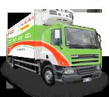 Стоимость рефрижераторных перевозок по Москве и области